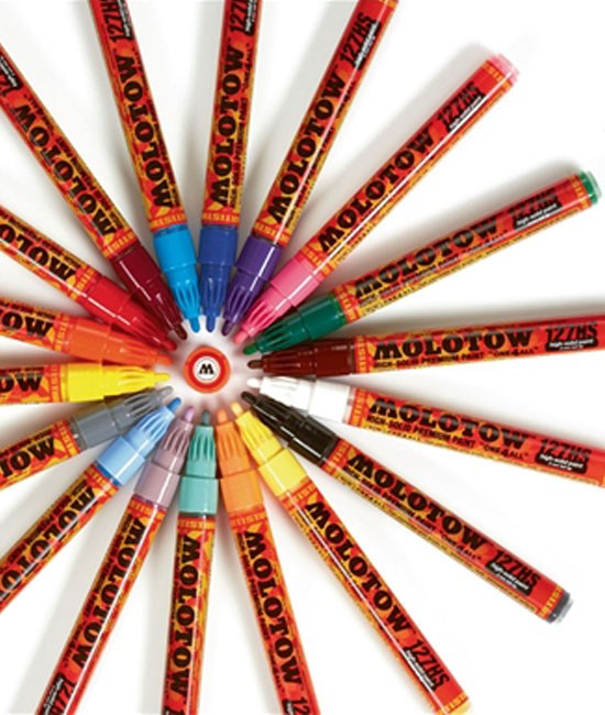 Akrilni marker MOLOTOW – ONE4ALL 2mm
